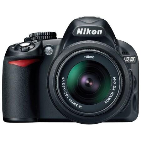 Nikon D3100 Kit: характеристики и цены