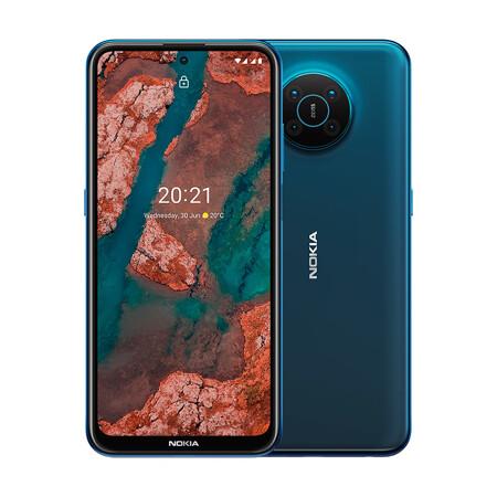 Nokia X20 8/128GB: характеристики и цены