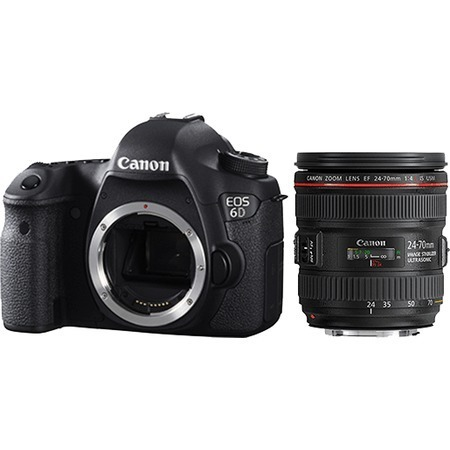 Canon EOS 6D 24-70 IS USM
