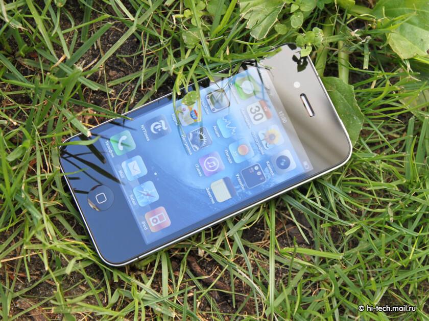 f133da612da4 Обзор Apple iPhone 4. Самый долгожданный смартфон - Mail.ru Hi-Tech