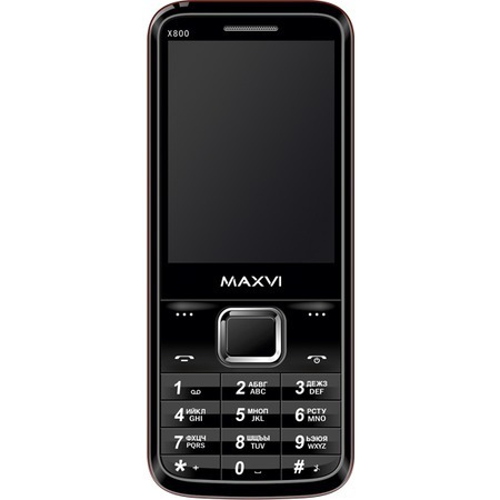 MAXVI X800: характеристики и цены