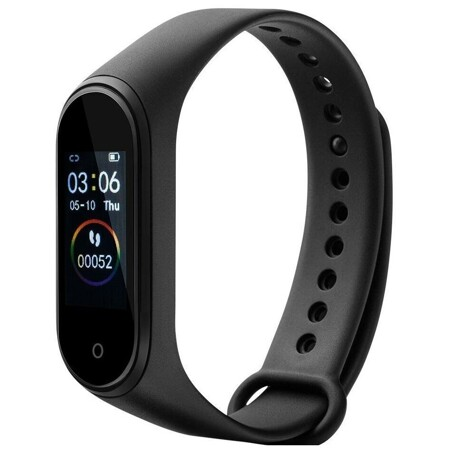 CANYON SB-01 Smart band, colorful 0.96inch LCD, IP67, heart rate monitor, 90mAh, multisport mode, co: характеристики и цены