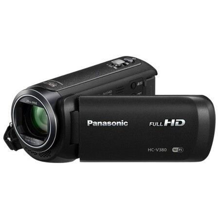 Panasonic HC-V380: характеристики и цены