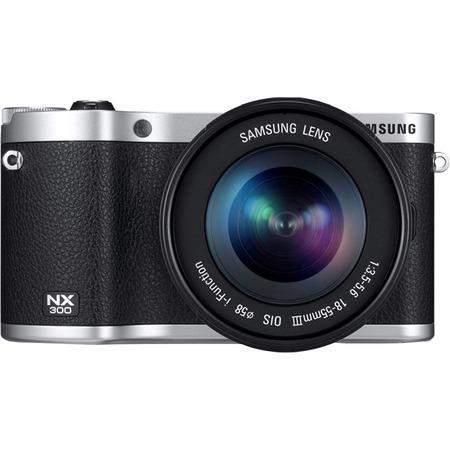Samsung NX300 Kit 18-55