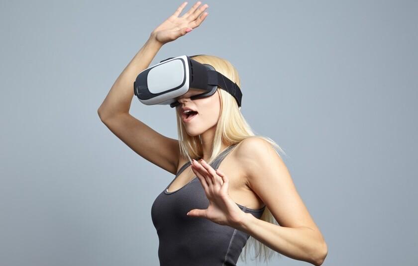 Виртуальная реальность делает еду вкуснее