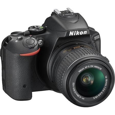 Nikon D5500 18-55 VR II