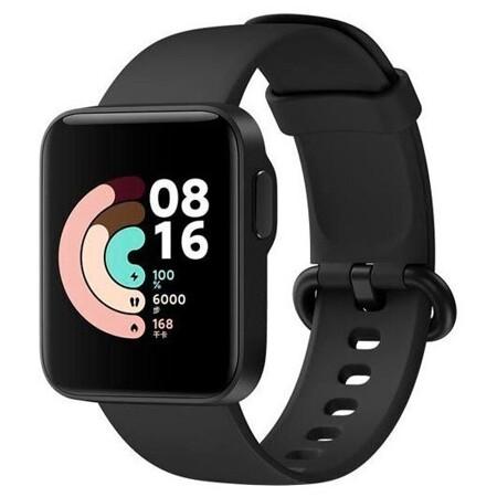 Xiaomi Redmi Watch Black: характеристики и цены
