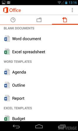 Скачать для андроида документ word