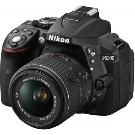 Nikon D5300 18-55 VR II