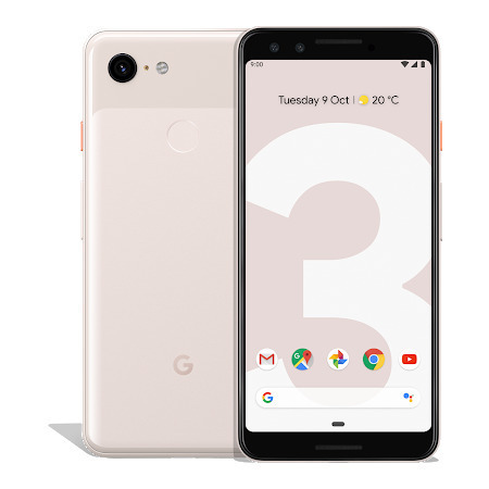 Google Pixel 3 128GB: характеристики и цены