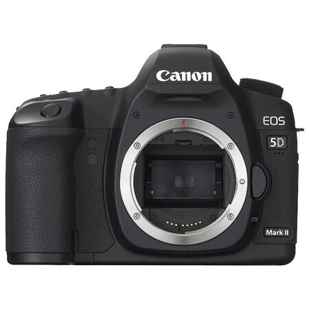 Canon EOS 5D Mark II Body: характеристики и цены