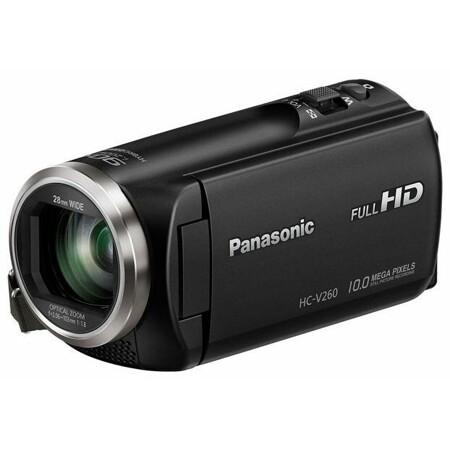 Panasonic HC-V260: характеристики и цены