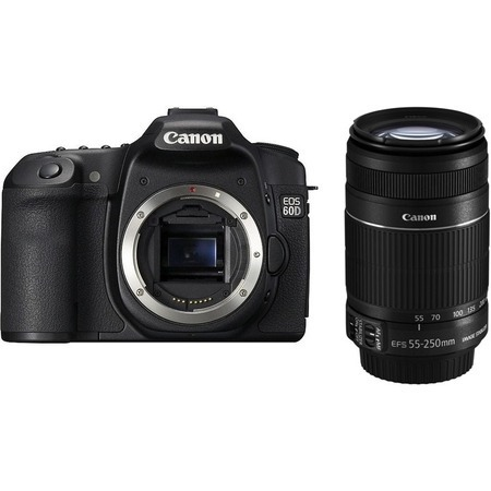 Canon EOS 60D 55-250 IS II