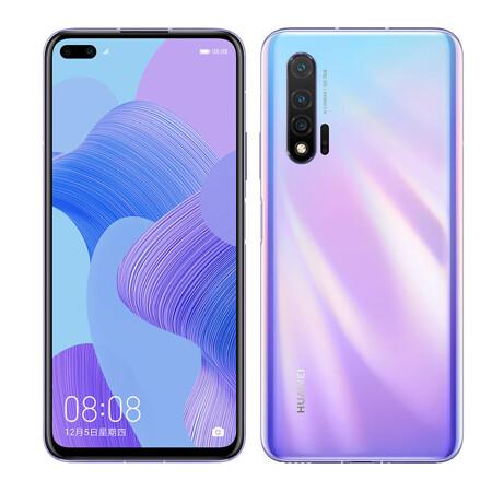 Huawei nova 6 характеристики сплюсп дубна экономим