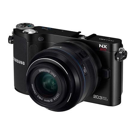 Samsung NX200 Kit 20-50