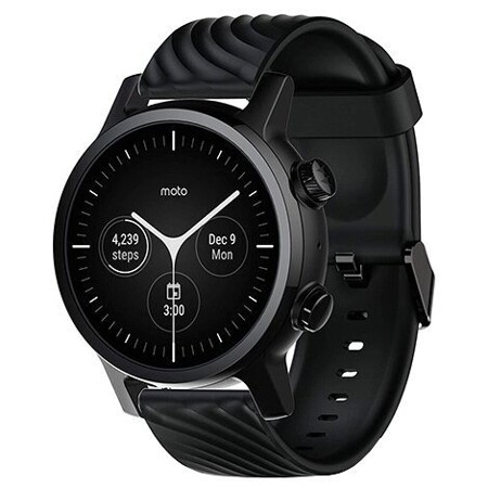 Motorola Moto 360 3rd Gen 2020: характеристики и цены