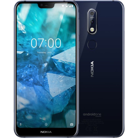 Nokia 7.1 32GB: характеристики и цены