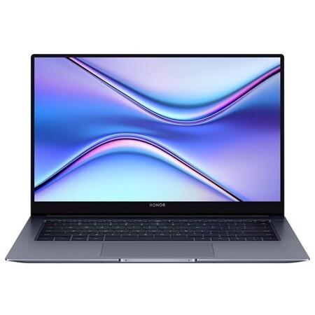 HONOR MagicBook X 14NBR-WAI9 (1920x1080, Intel Core i3 2.1 ГГц, RAM 8 ГБ, SSD 256 ГБ, Win10 Home): характеристики и цены