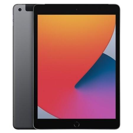 Apple iPad (2020) 128Gb Wi-Fi + Cellular: характеристики и цены
