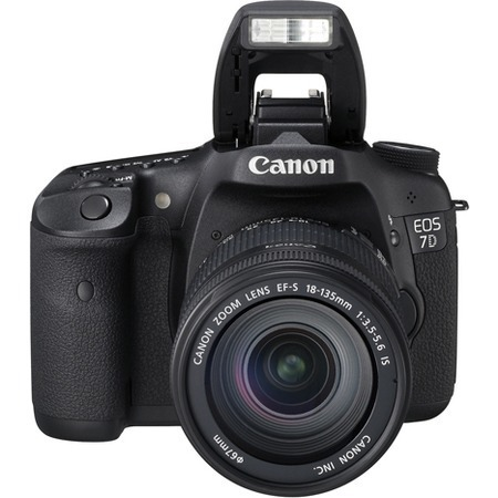 Canon EOS 7D 18-135 IS