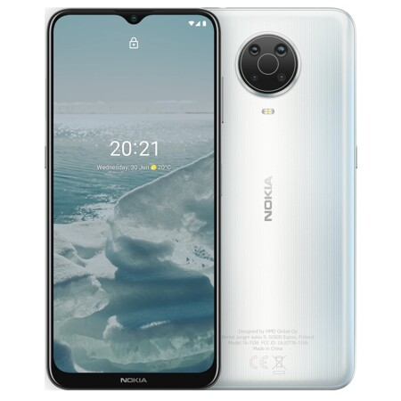Nokia G20 4/64GB: характеристики и цены