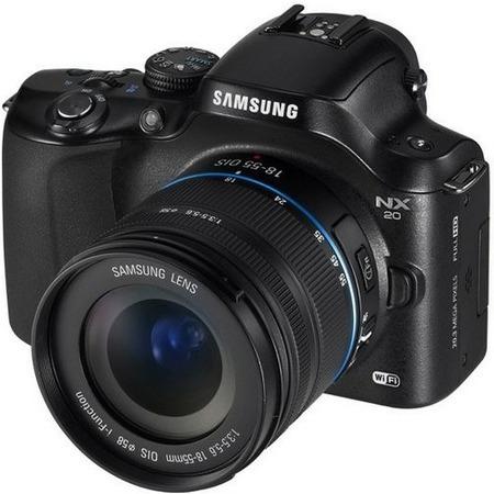 Samsung NX20 Kit 18-55