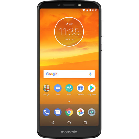 Motorola Moto E5 Plus Single SIM: характеристики и цены