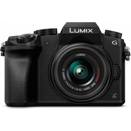 Panasonic Lumix DMC-G7K