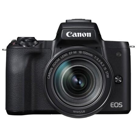Canon EOS M50 Kit: характеристики и цены