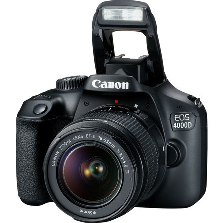 Canon EOS 4000D EF-S 18-55mm III