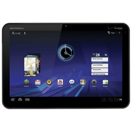 Motorola XOOM Wi-Fi + 3G: характеристики и цены