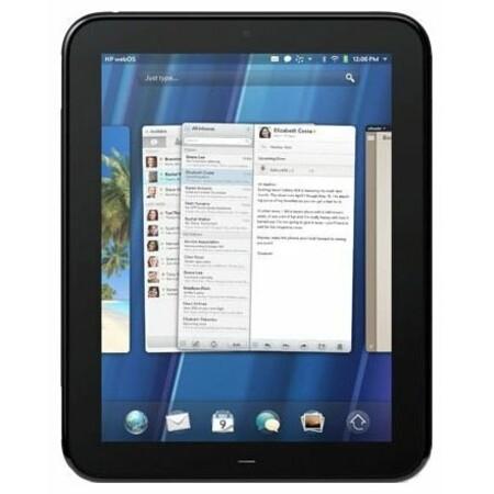 HP TouchPad 32Gb: характеристики и цены