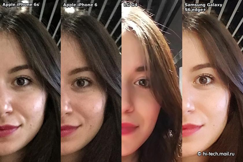 какой смартфон лучше снимает видео и фото