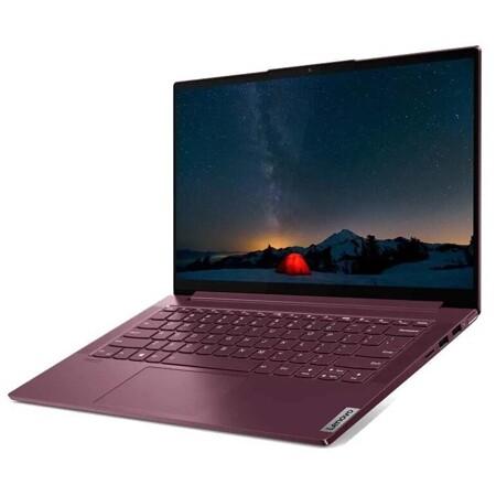 Lenovo Yoga Slim 7 14ARE05 (1920x1080, AMD Ryzen 5 2.1 ГГц, RAM 16 ГБ, SSD 512 ГБ, Win10 Home): характеристики и цены