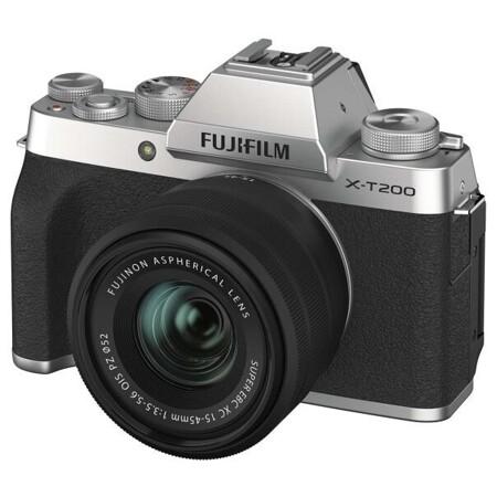 Fujifilm X-T200 Kit: характеристики и цены