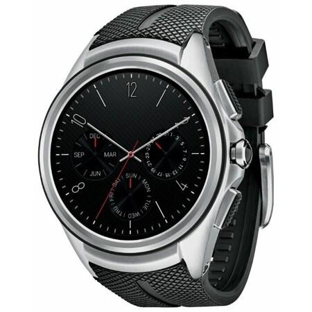 LG Watch Urbane 2nd Edition W200: характеристики и цены