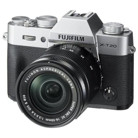 Fujifilm X-T20 Kit: характеристики и цены
