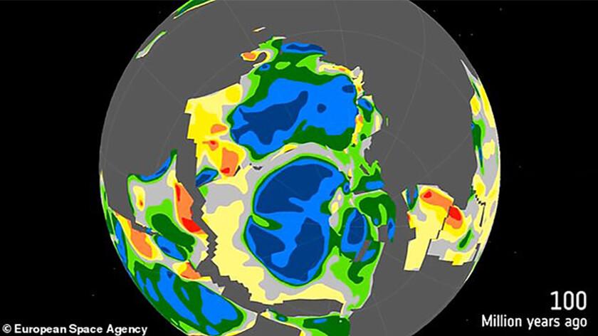 В Антарктиде обнаружены остатки древних материков