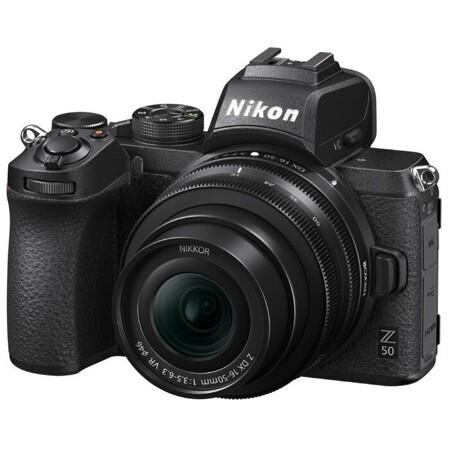 Nikon Z50 Kit: характеристики и цены