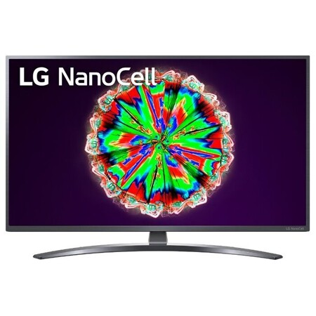 "LG 50NANO796NF 50"" (2020): характеристики и цены"