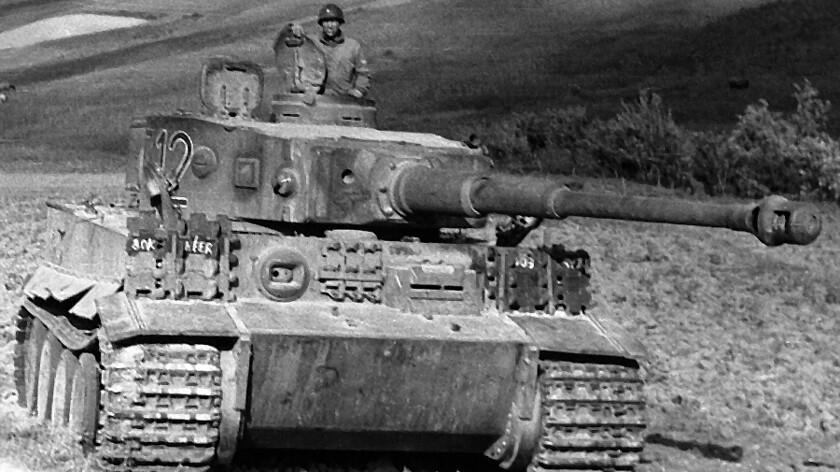 Танк «Тигр I»