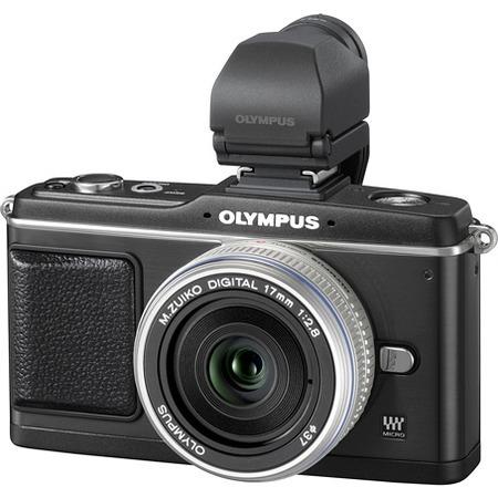 Olympus PEN E-P2 17mm