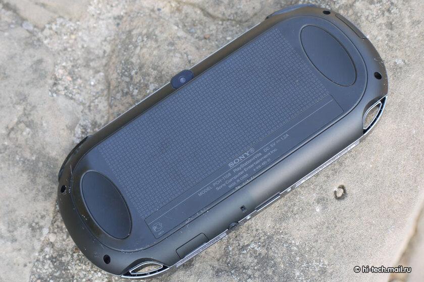 по отношению к PSP нового