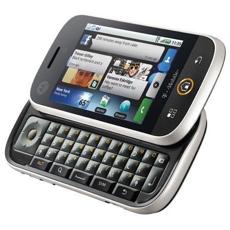 Motorola DEXT (CLIQ)
