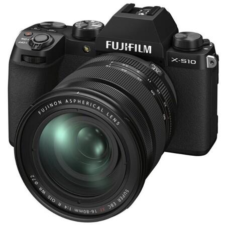 Fujifilm X-S10 Kit: характеристики и цены