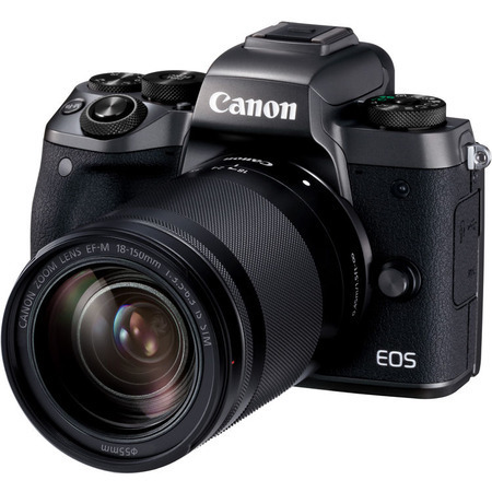 Canon EOS M5 18-150mm IS STM