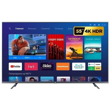 "Xiaomi Mi TV 4S 55 T2 54.6"" (2019): характеристики и цены"