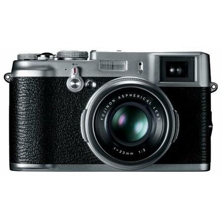 Fujifilm FinePix X100: характеристики и цены