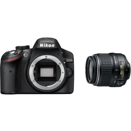 Nikon D3200 18-55 II
