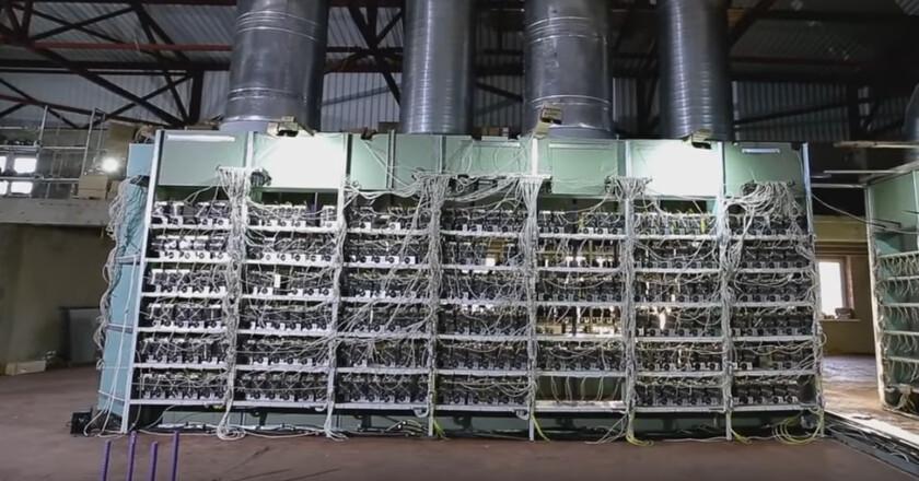 Самая большая ферма биткоинов в россии mail курсы биткоин валюта